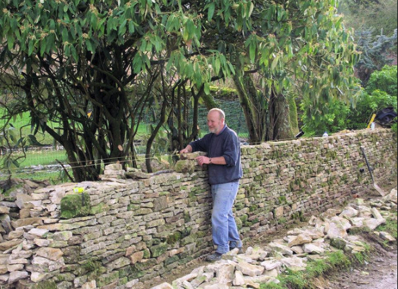 Stone Walling-Handle Stress