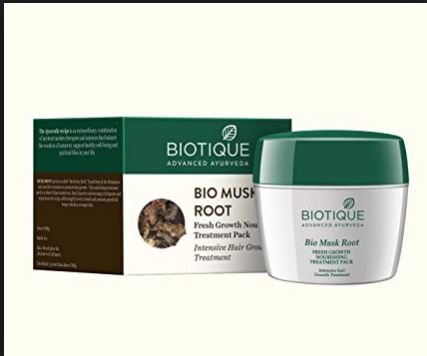Biotique Bio Musk Root Hair Masks